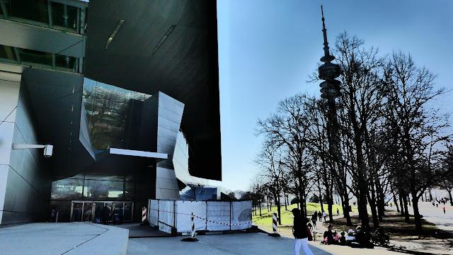 BMW Welt Olympia Park