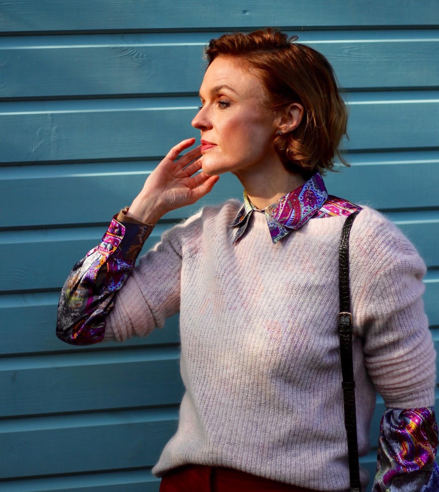 Autumn Outfit Ideas | Culottes in Fall | Fake Fabulous