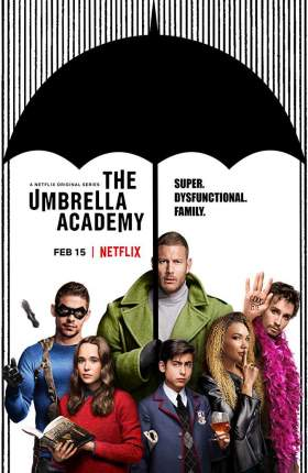 The Umbrella Academy S01 Complete 2019 Hindi 480p WEB-DL Full Show Download
