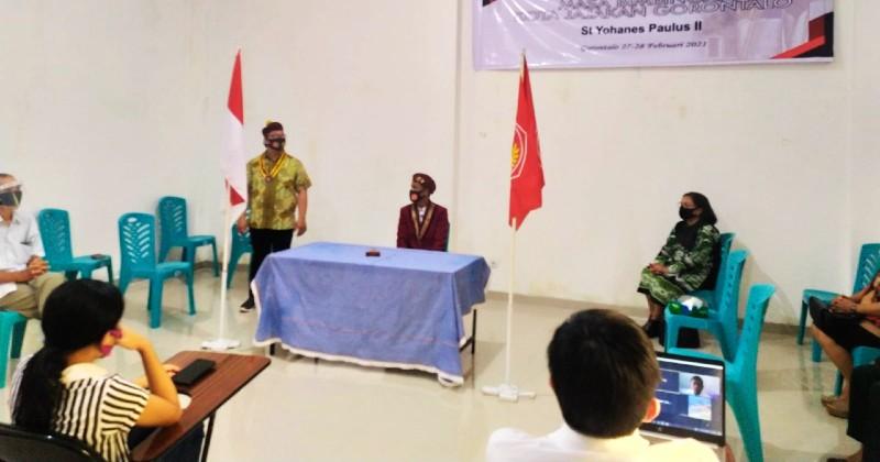 PMKRI Manado Menggelar Mabim di Kota Jajakan Gorontal