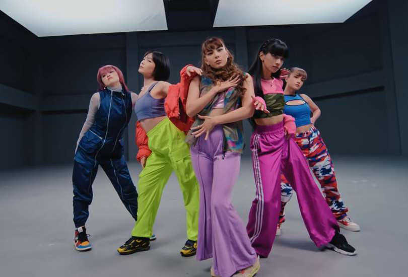 """Faky (フェイキー) actually serve a little somethin' with """"Little More"""" 