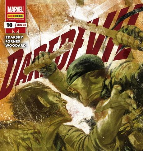 Daredevil: por el Infierno, de Chip Zdarsky, Marco Checchetto