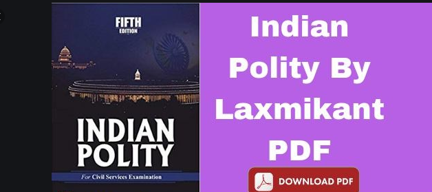{Pdf} Indian polity by M.Laxmikanta 5th edition.latested updated