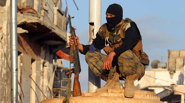 Με κλιμάκωση της βίας προειδοποιούν οι τζιχαντιστές στη Συρία
