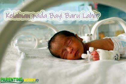 Kelainan Pada Bayi Baru Lahir, Gejala Dan Cara Pengobatannya