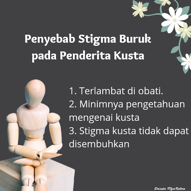 Sebab stigma penderita kusta