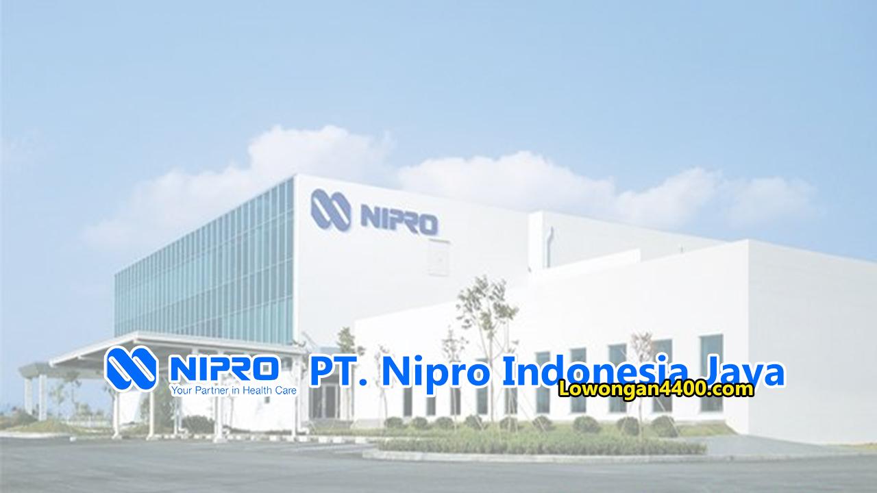 PT. Nipro Indonesia Jaya Surya Cipta Karawang