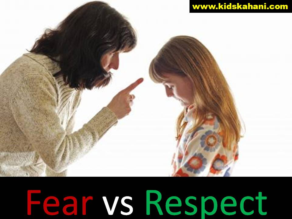 Moral Stories Fear vs Respect