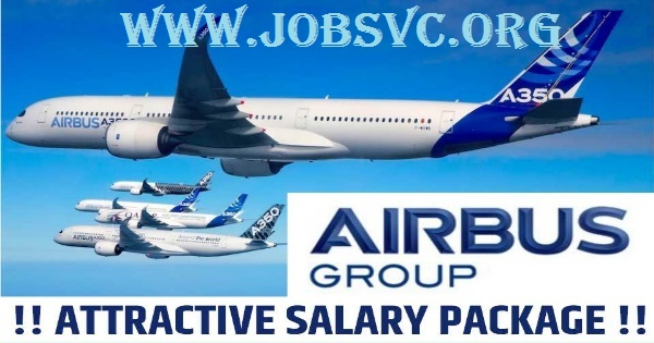 Airbus Recruitment 2019 – Various Associate Engineer Posts | Apply Online