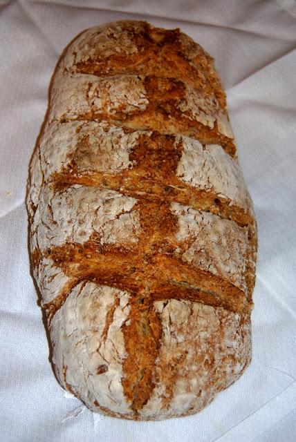 Pan de Centeno y Semillas