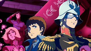 14 - Gundam The Origin - 147 votos