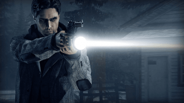 ALAN WAKE 2 GAME
