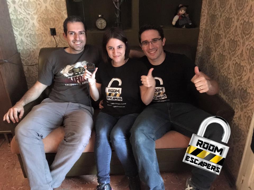 Escape Room El Coctel Del Doctor