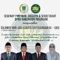 Iklan Ucapan Hari Jadi Kabupaten Pasuruan ke - 1092