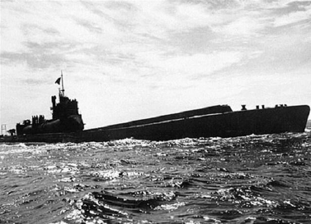 Kapal Selam Sentoku Class 7