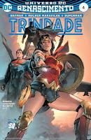 DC Renascimento: Trindade #4