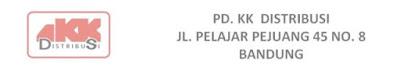 Bursa Kerja Bandung Terbaru di PD. KK DISTRIBUSI September 2016