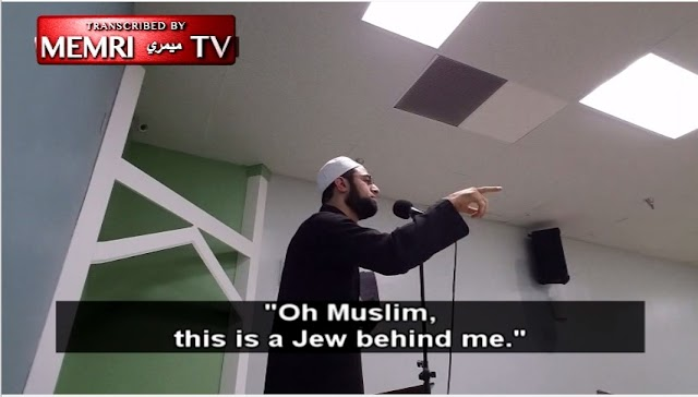 The Syrian Refugee Imam Who Wants Jews Dead