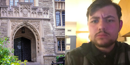 McMaster University conservative hate racism white supremacy xenophobia Nazi fascism education politics Hamilton Ontario