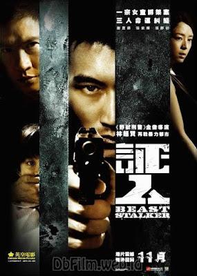 Sinopsis film Beast Stalker (2008)