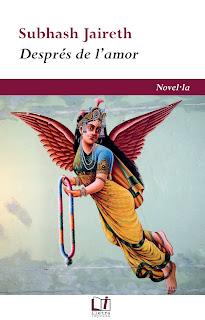 L'escriptora i periodista Lourdes Toledo lloa 'Després de l'amor', la gran novel·la de Subhash Jaireth