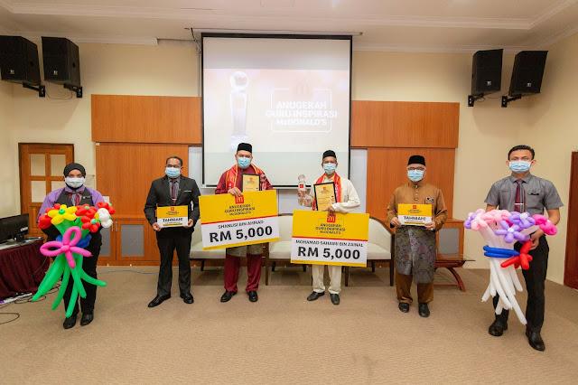 Pemenang Anugerah Guru Inspirasi McDonald's 2021 | Kisah Inspirasi Guru Luar Biasa Cikgu Mohamad Sahaimi bin Zainal