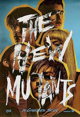 The New Mutants [2020] [DVDR1] [Latino]