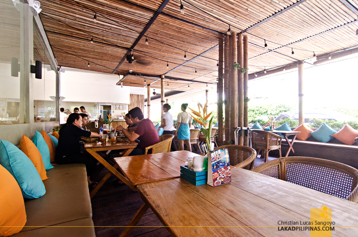 House of Lechon Cebu Outdoor Dining