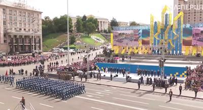 Украина отметила День независимости