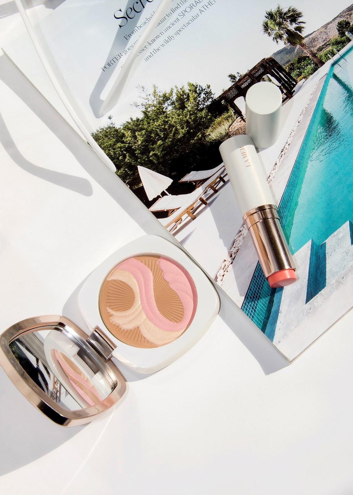 La Mer Soleil De La Mer 2018:The Bronzing Powder and  Lip & Cheek Glow
