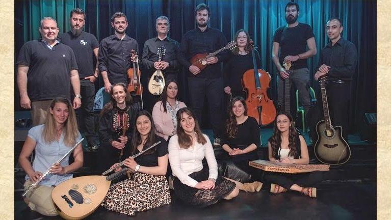 Συναυλία του συγκροτήματος «Εντέχνως» στο Δημοτικό Θέατρο Αλεξανδρούπολης