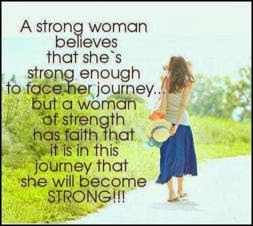 Her Name Is Woman A Strong Woman Vs A Woman Of Strength