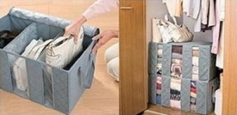 Foldable Storage Bag Murah dan Simple