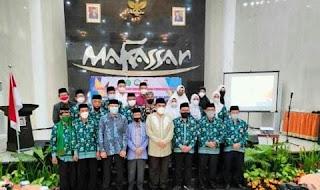 Resmi di Lantik Dan di Kukuhkan Pengurus  FKTPQ Kota Makassar oleh Kementerian Agama