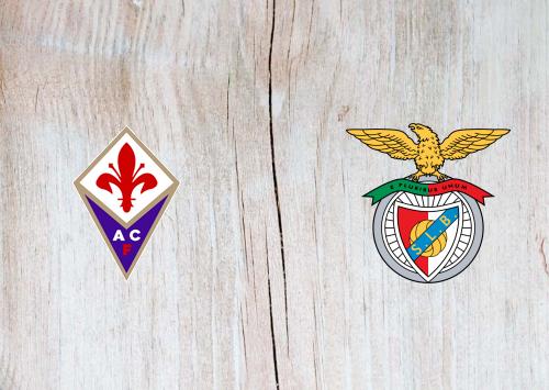 Fiorentina vs Benfica - Highlights 25 July 2019