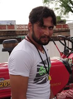 Sonu Pandey in film Zero Banal Hero