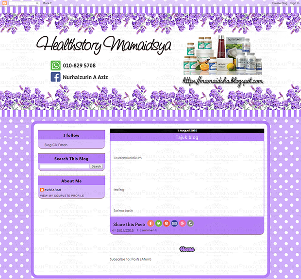 Blog Design 96