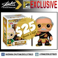 Guan Yu Stan Lee SDCC 2016
