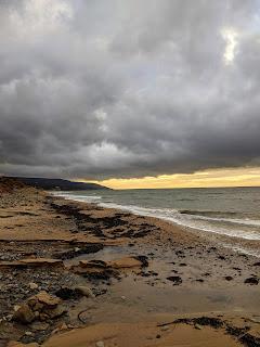 Inverness Beach, Cape Breton Island