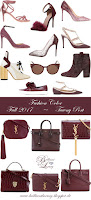 Brilliant Luxury by Emmy DE ♦ Fashion Color Fall 2017 ~ Tawny Port