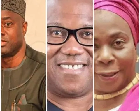 Ondo 2020: Makinde, Obi ,Kwankwaso, Olujimi Relocate To Akure.