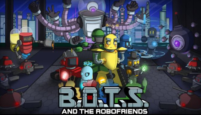 B.O.T.S. and the Robofriends Free Download PC Game Cracked in Direct Link and Torrent. B.O.T.S. and the Robofriends is a twin-stick arcade style action game set in the year 2083. Play by yourself or with friends, picking from one of four robot characters with unique…