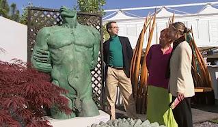 Adrian, Debbie & Carol Klein