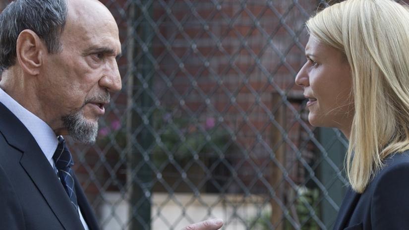 Dar Adal y Carrie discuten en el episodio 6x04 de 'Homeland'