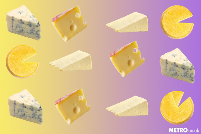 People who eat more cheese are slimmer than those who don't