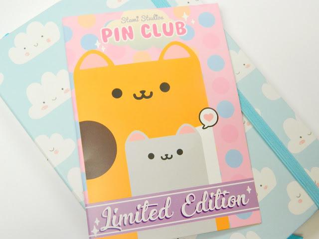 Stami Studios Super Cute Pin Club | Review