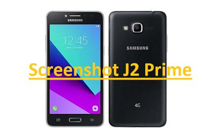 Trik Cara Screenshot Hp Samsung Galaxy J2 Prime Tanpa Tombol
