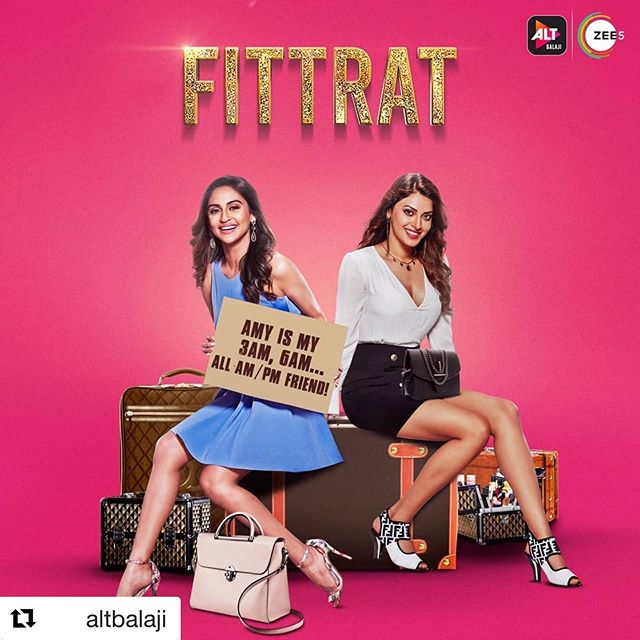 Fitrat Web Series Review