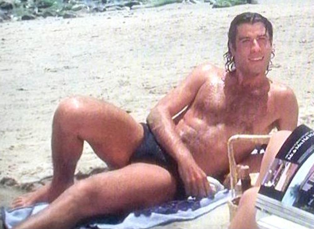 Get John Travolta Naked  Pictures