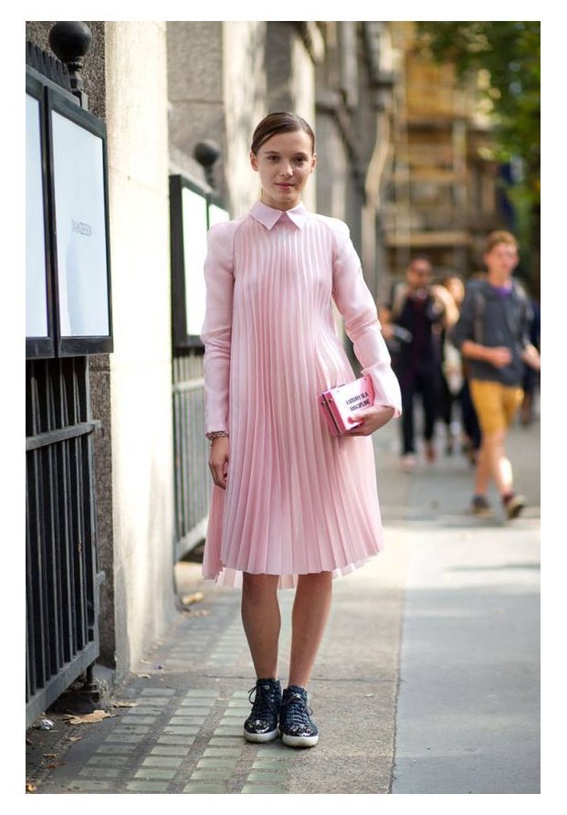 Street Style Rosa
